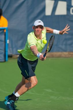 Professional Tennis Player Kevin Anderson