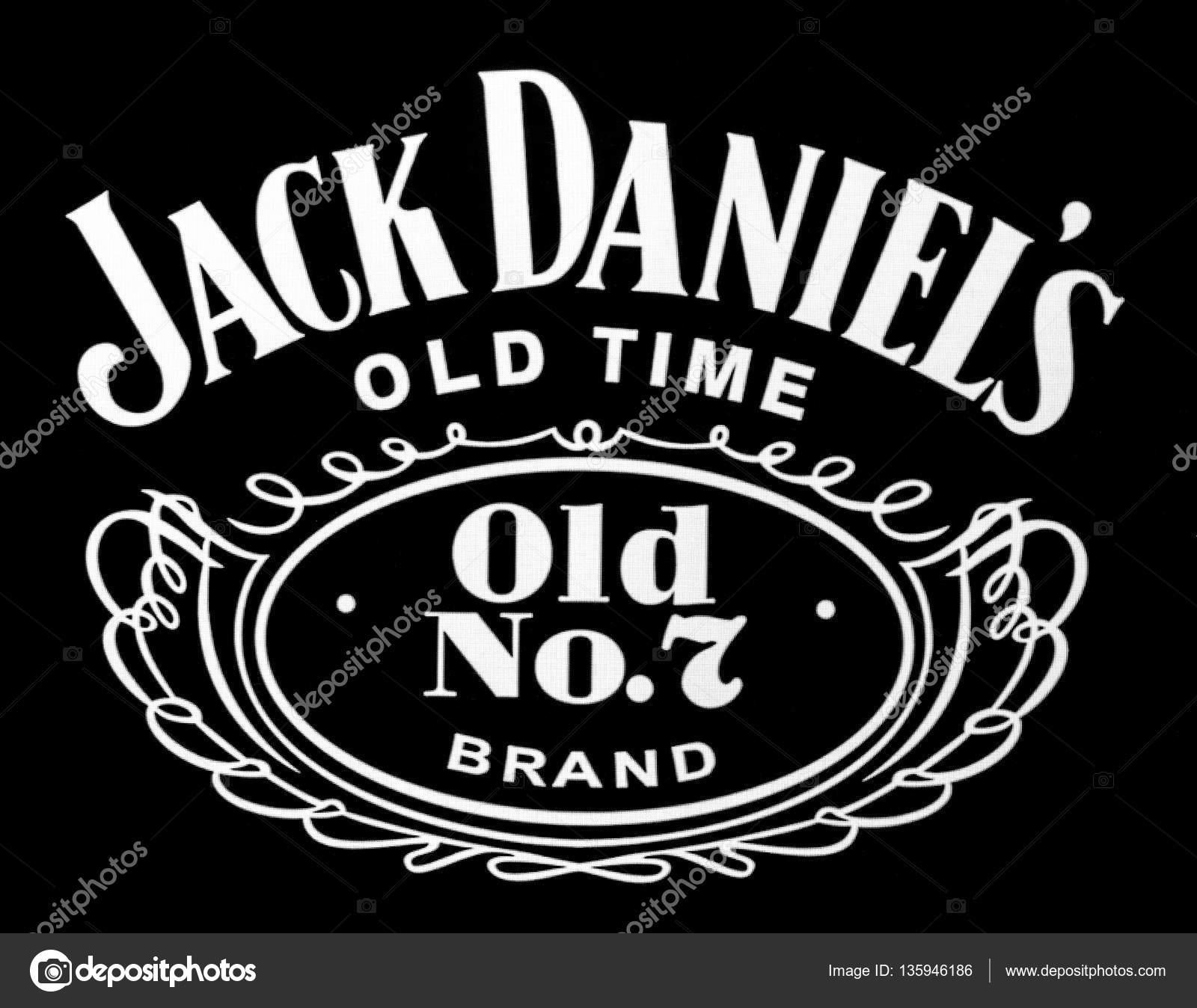 El Logo De La Marca Jack Daniels