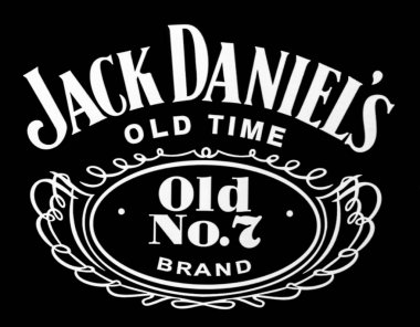 the logo of the brand Jack Daniels