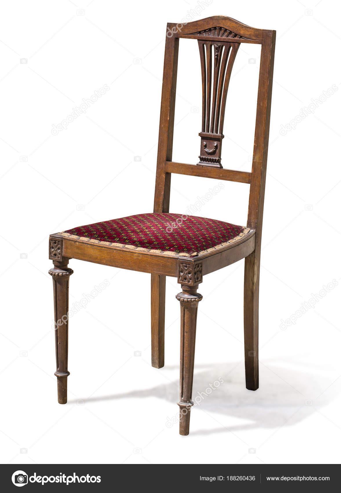 silla cocina madera vintage — Fotos de Stock © kornienkoalex #188260436