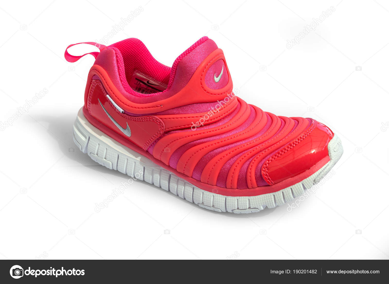 Nike shoe. Product shoot of Nike running shoe — Stock Photo