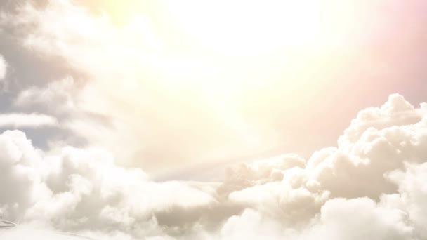 mraky časová prodleva