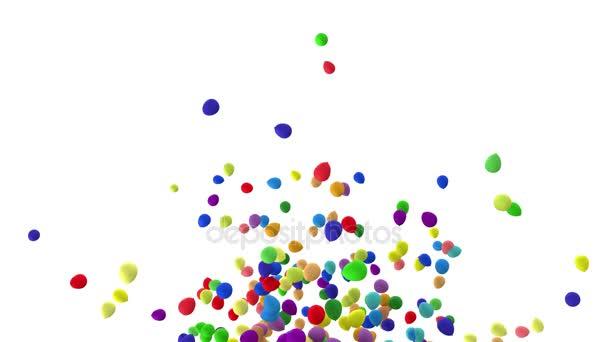 Haldy různobarevné balónky Fly