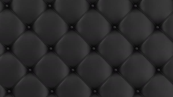 White Leather Upholstery Background.
