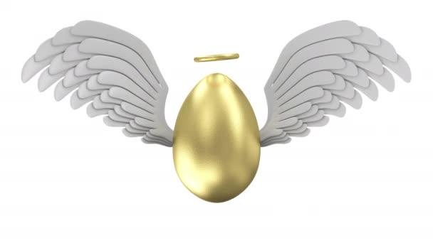 Boldog húsvéti koncepció.