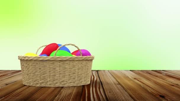 namalovaná velikonoční vajíčka