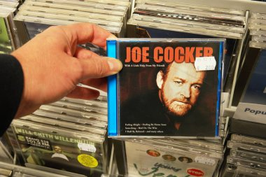 Joe Cocker: With a Little Help from My Friends