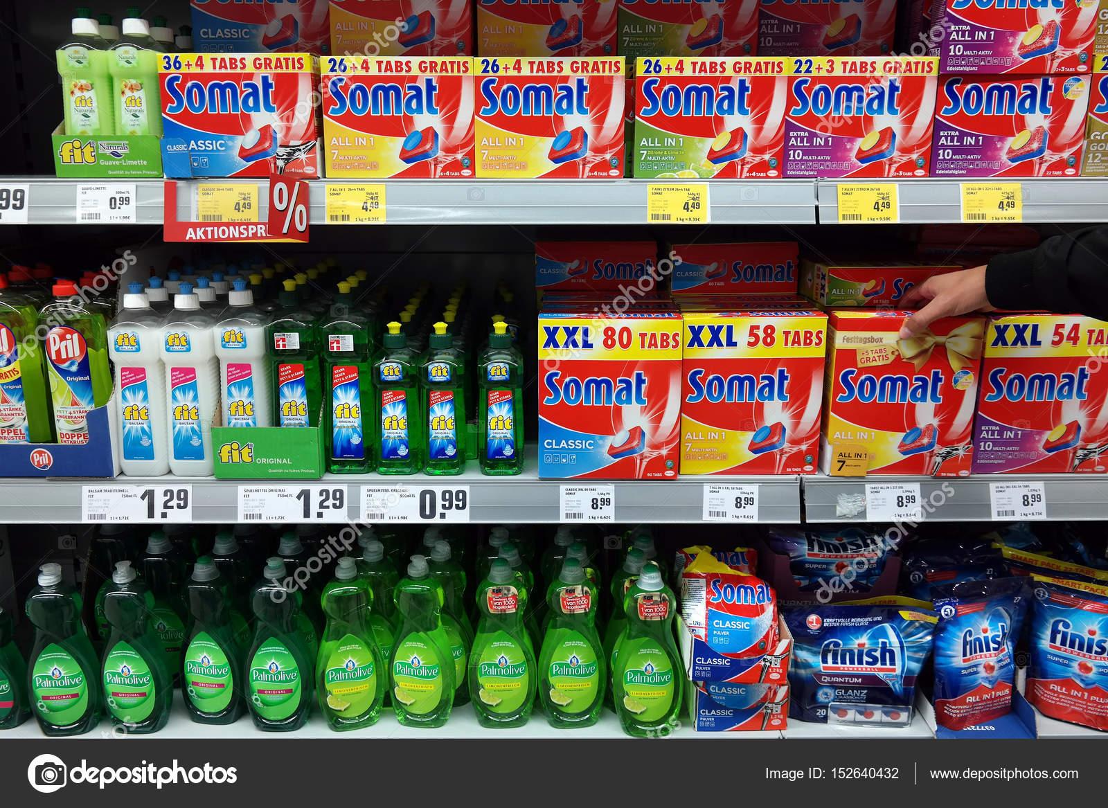 Detergente Para Lavar Platos En Una
