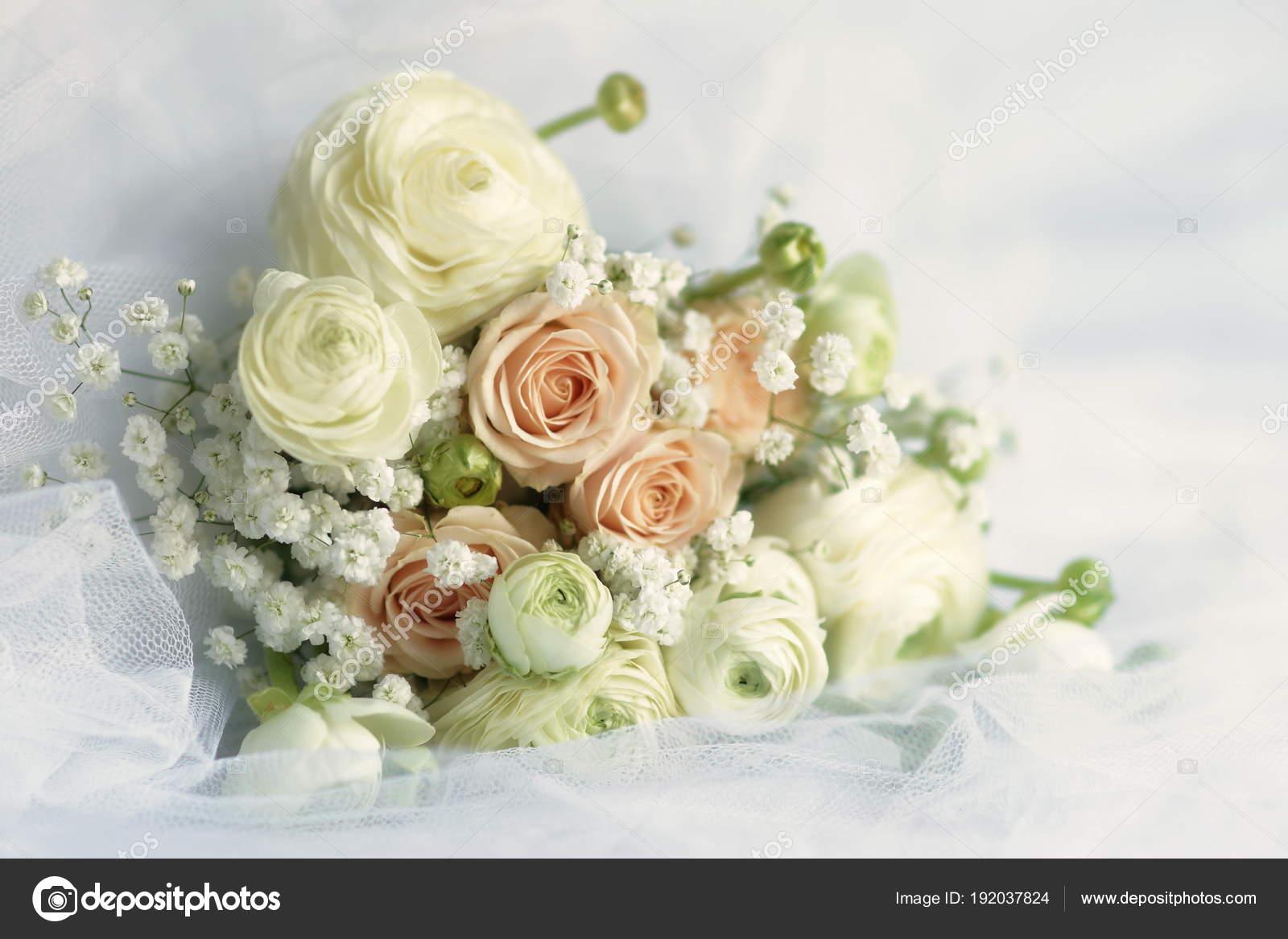Букет из льна свадебный — img 14