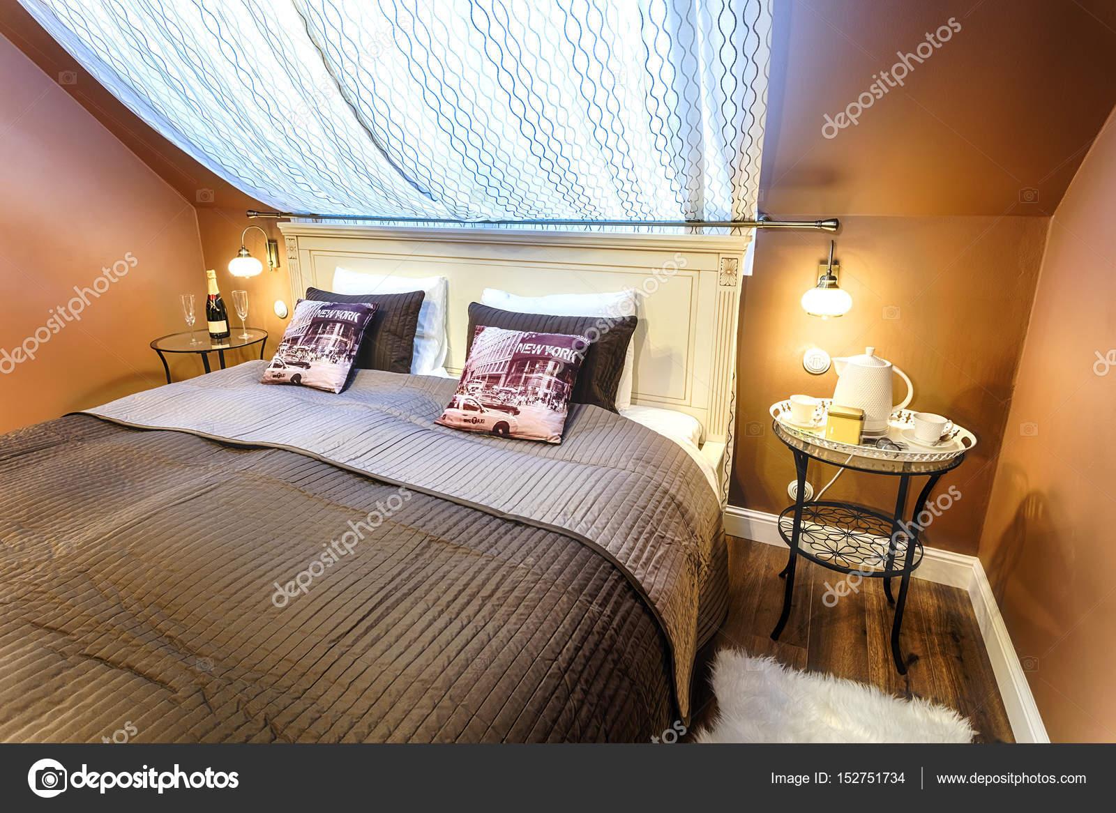 Luxus Hotelzimmer Im Amerikanischen Stil U2014 Foto Von Kropic