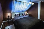 luxus hotel hálószoba belső tér