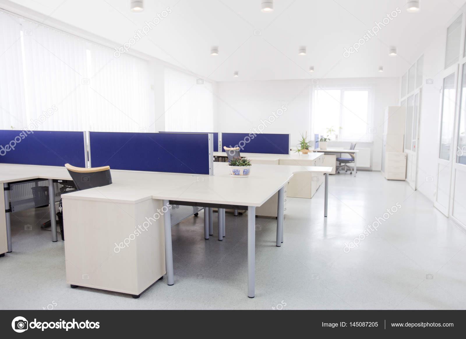 Werkplek Keuken Inrichten : Kantoormeubilair en inrichting werkplekken. hoge resolutie foto
