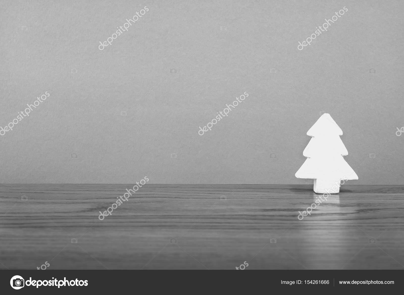 Black And White Monochrome Tanne Kiefer Fichte Oder Lärche Bäume