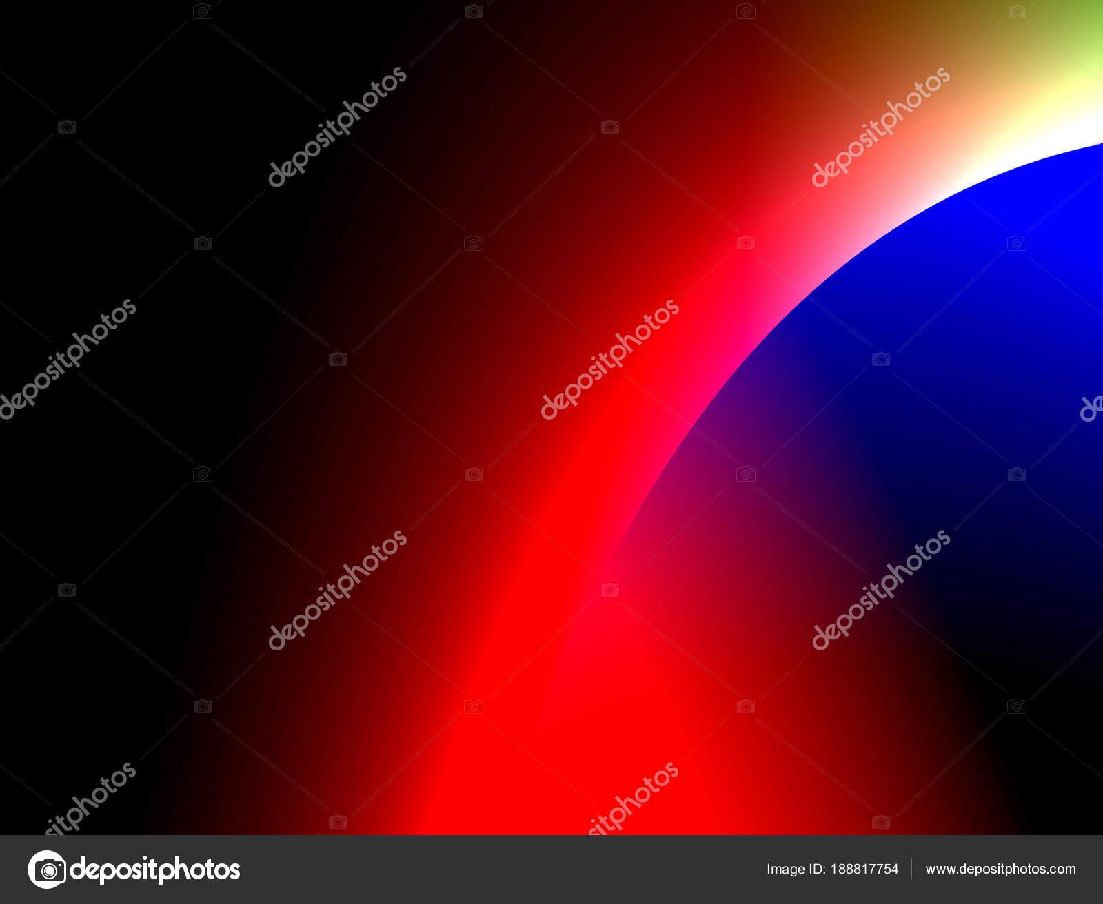 Astratto Pubblicità Rosso Blu E Nero Elegante Sfumatura Backgr
