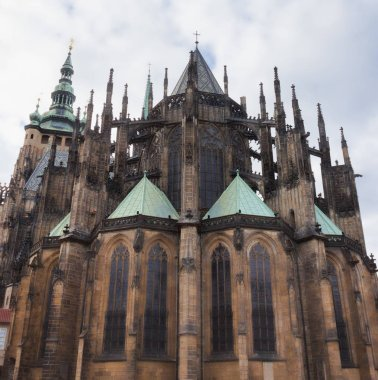 Gothic Cathedral of St. Vitus