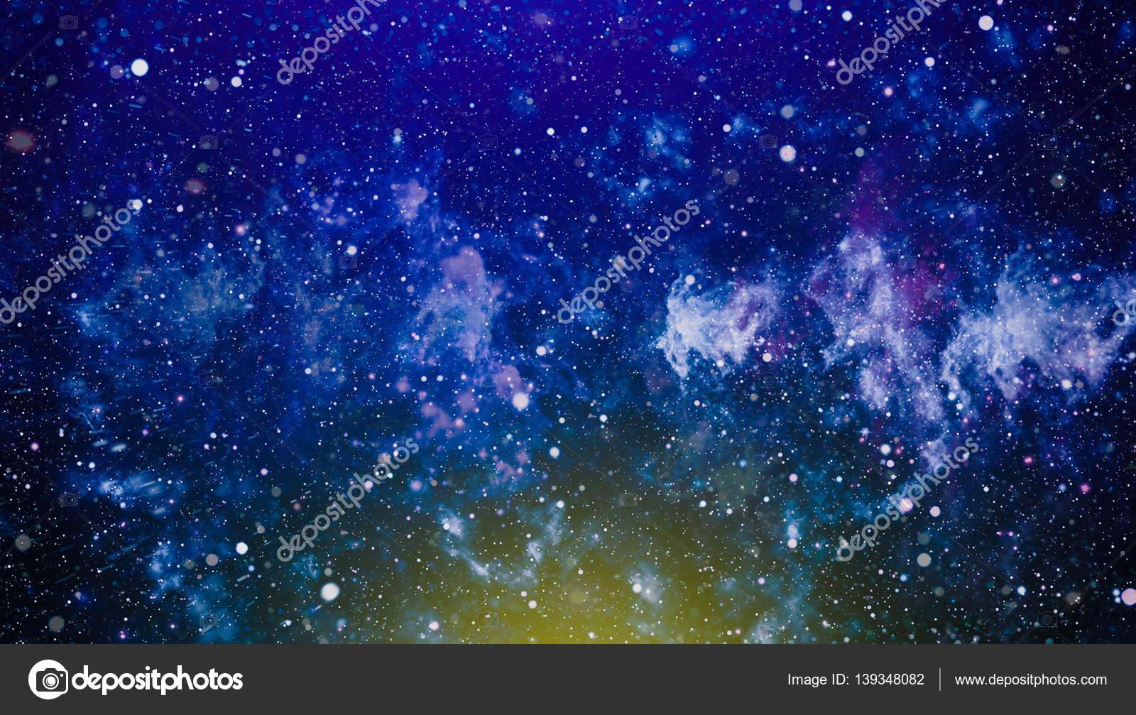 Yıldızlı Uzay Arka Plan Dokusu Stok Foto Maximusdn 139348082
