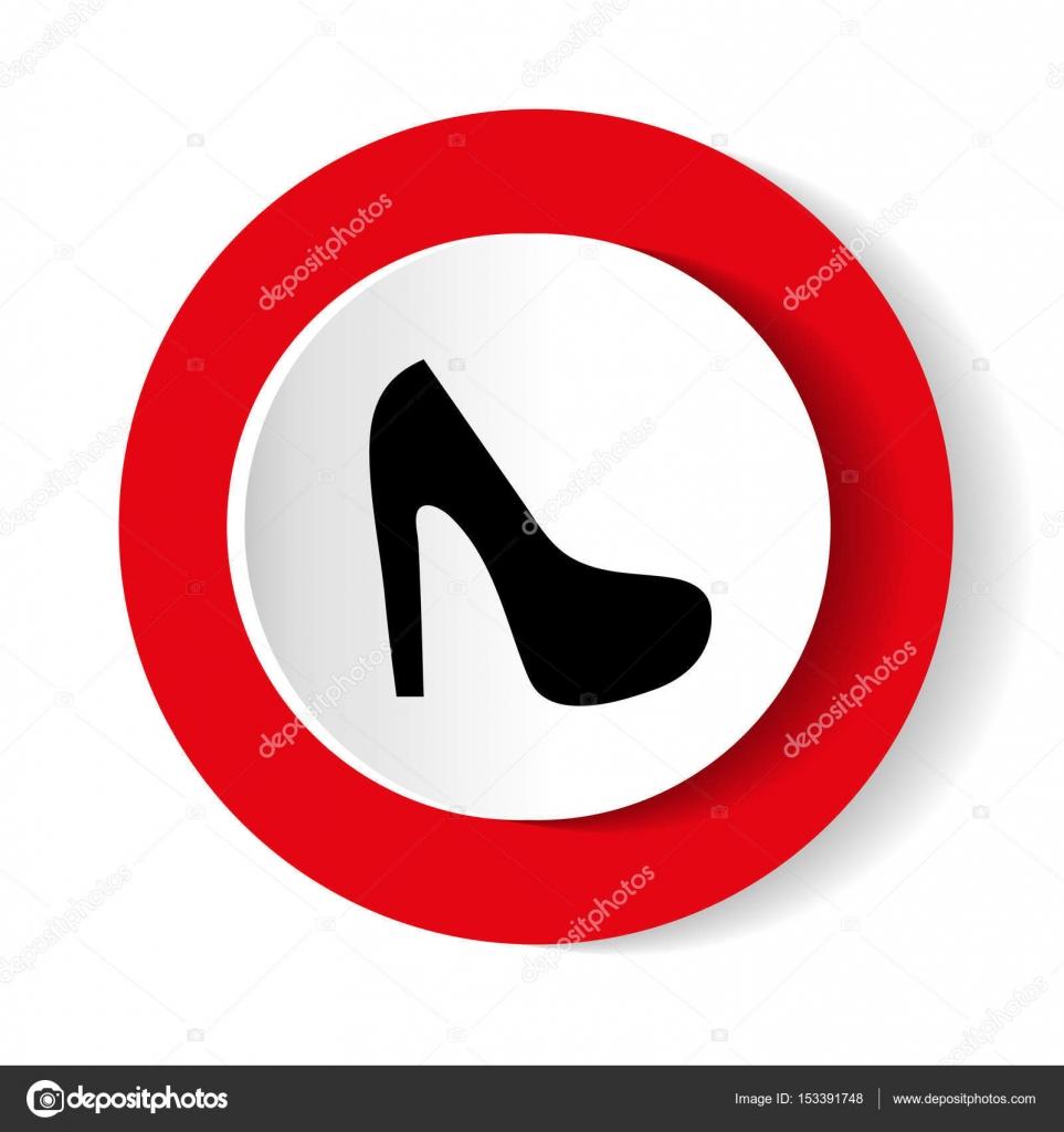 Delle Scarpa Donne Segno Di Icona Tacchi Alti Femminile Scarpe dw4qxSq