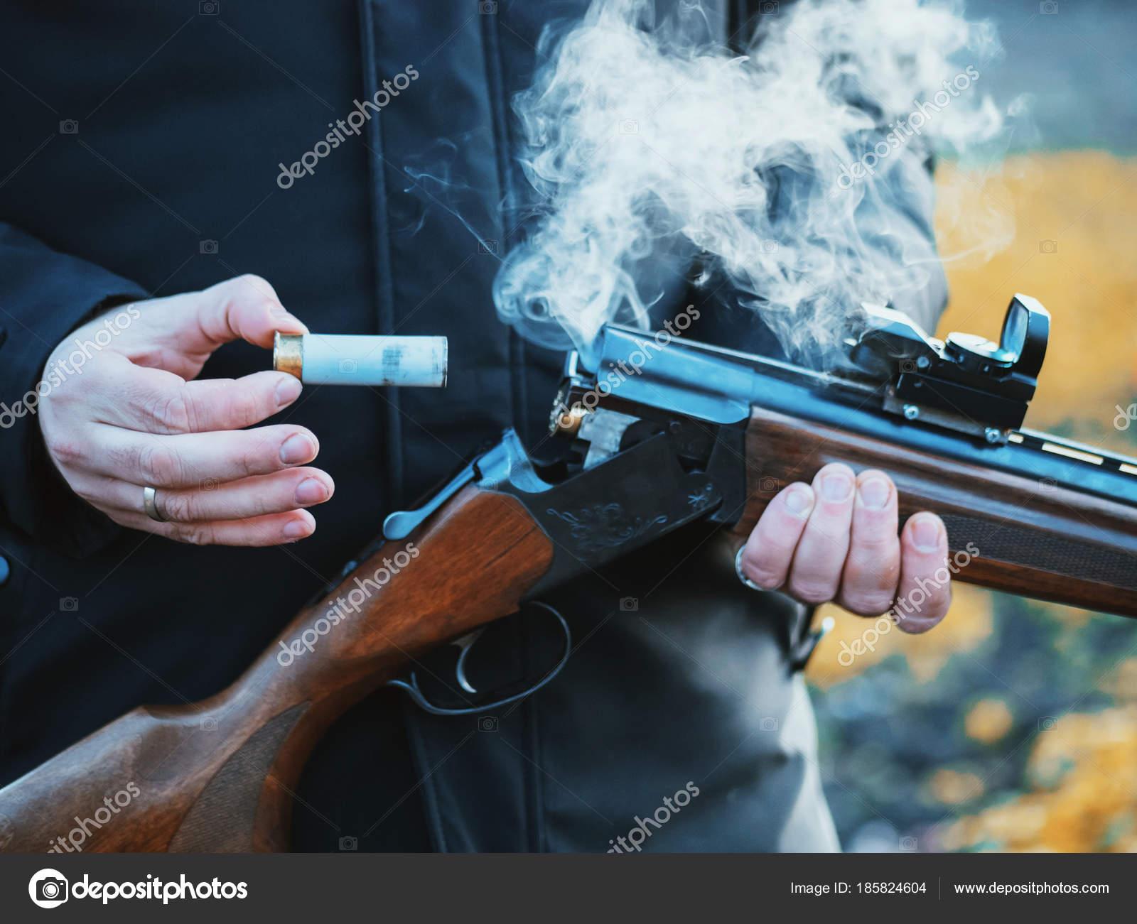 Kouření výstřely