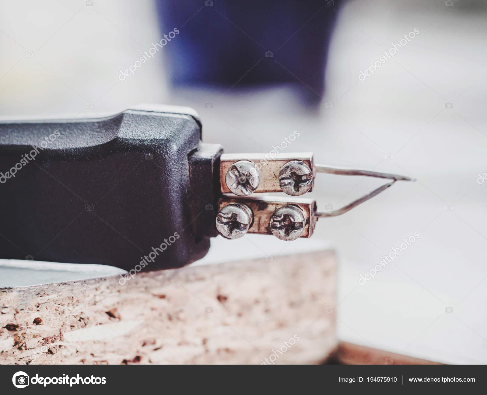 Gros Coup De Plume De Pyrogravure Instrument Pour Le Dessin