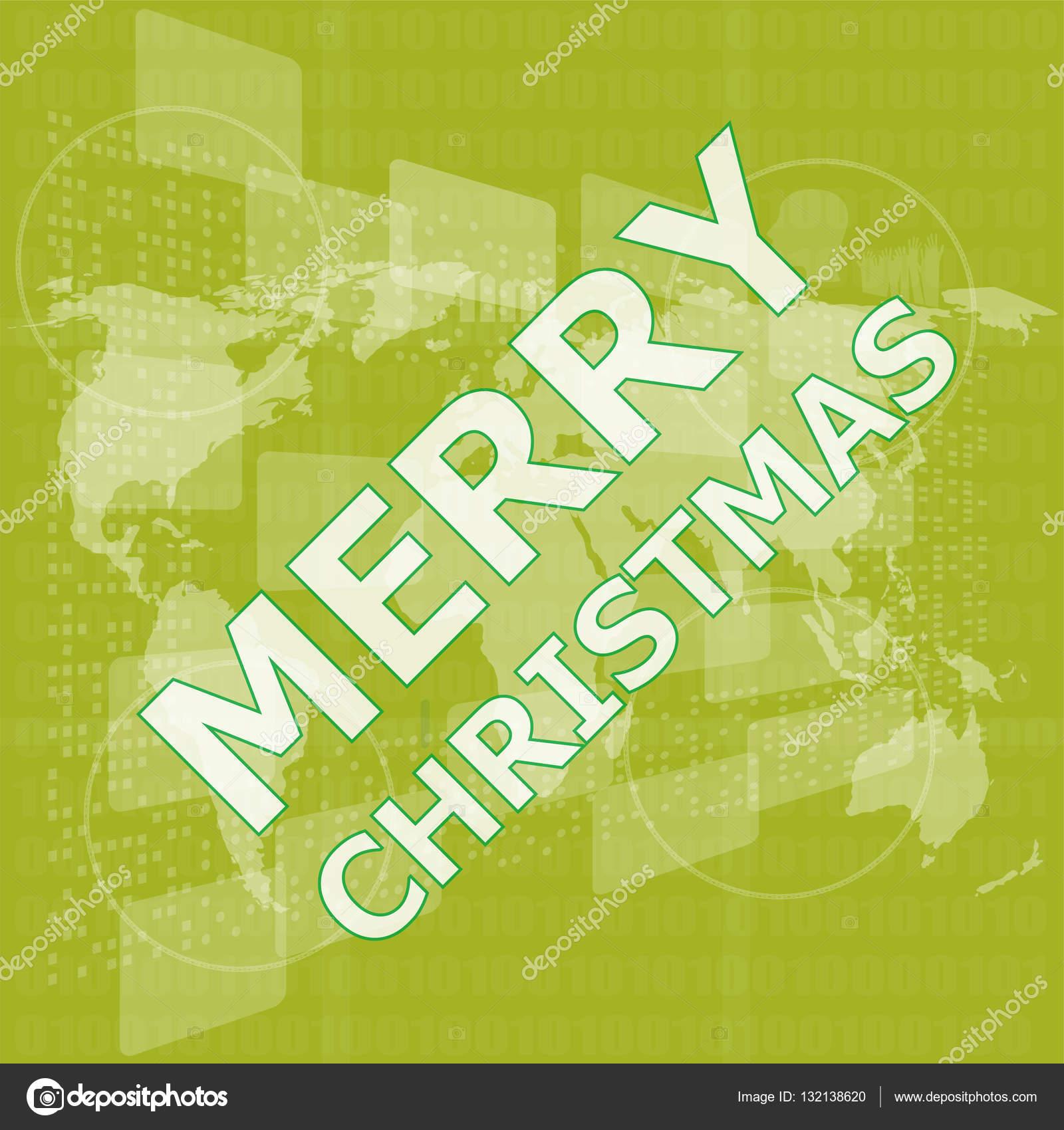 Feliz Navidad tarjeta diseño. Fondo de concepto creativo para ...