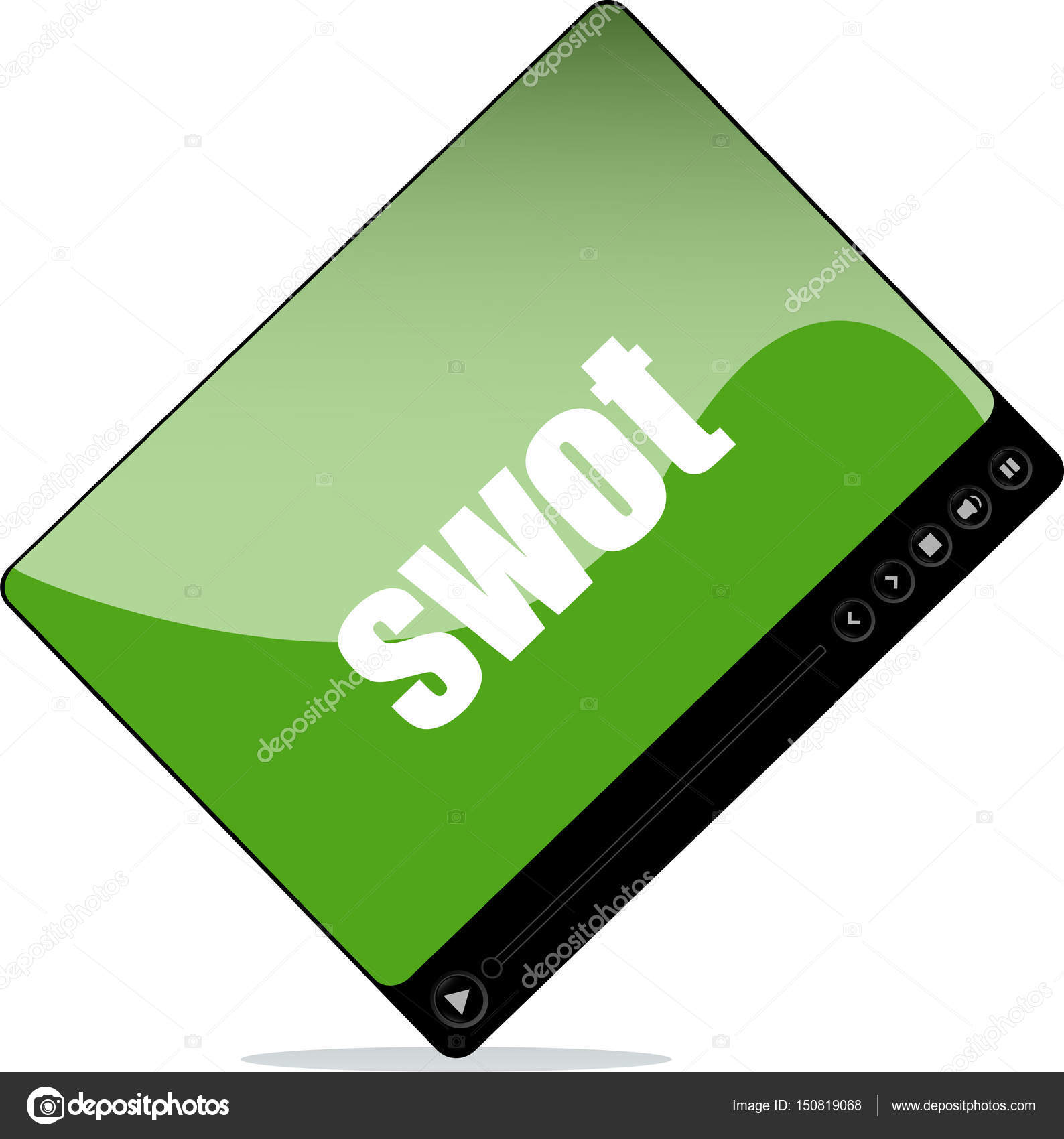 Tolle Wort Swot Vorlage Bilder - Beispielzusammenfassung Ideen ...