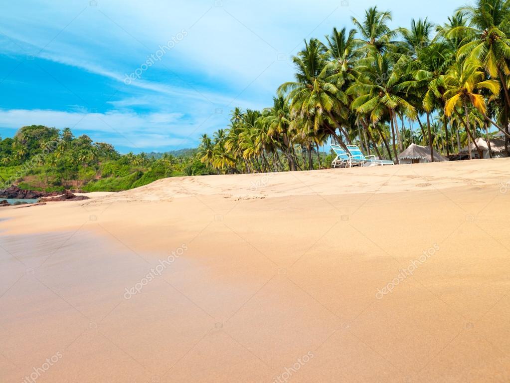 Пляж в индии 50