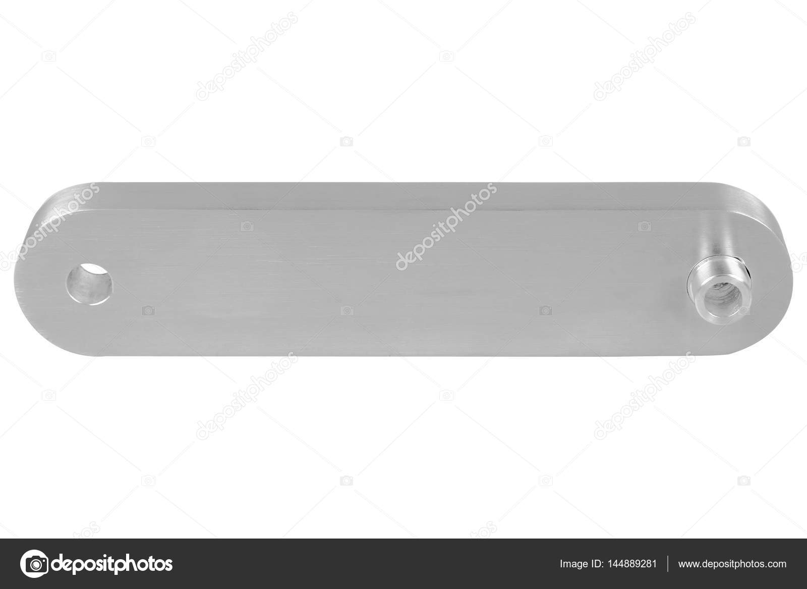 Custom made cnc car parts drift aluminium steel silver color — Stock ...