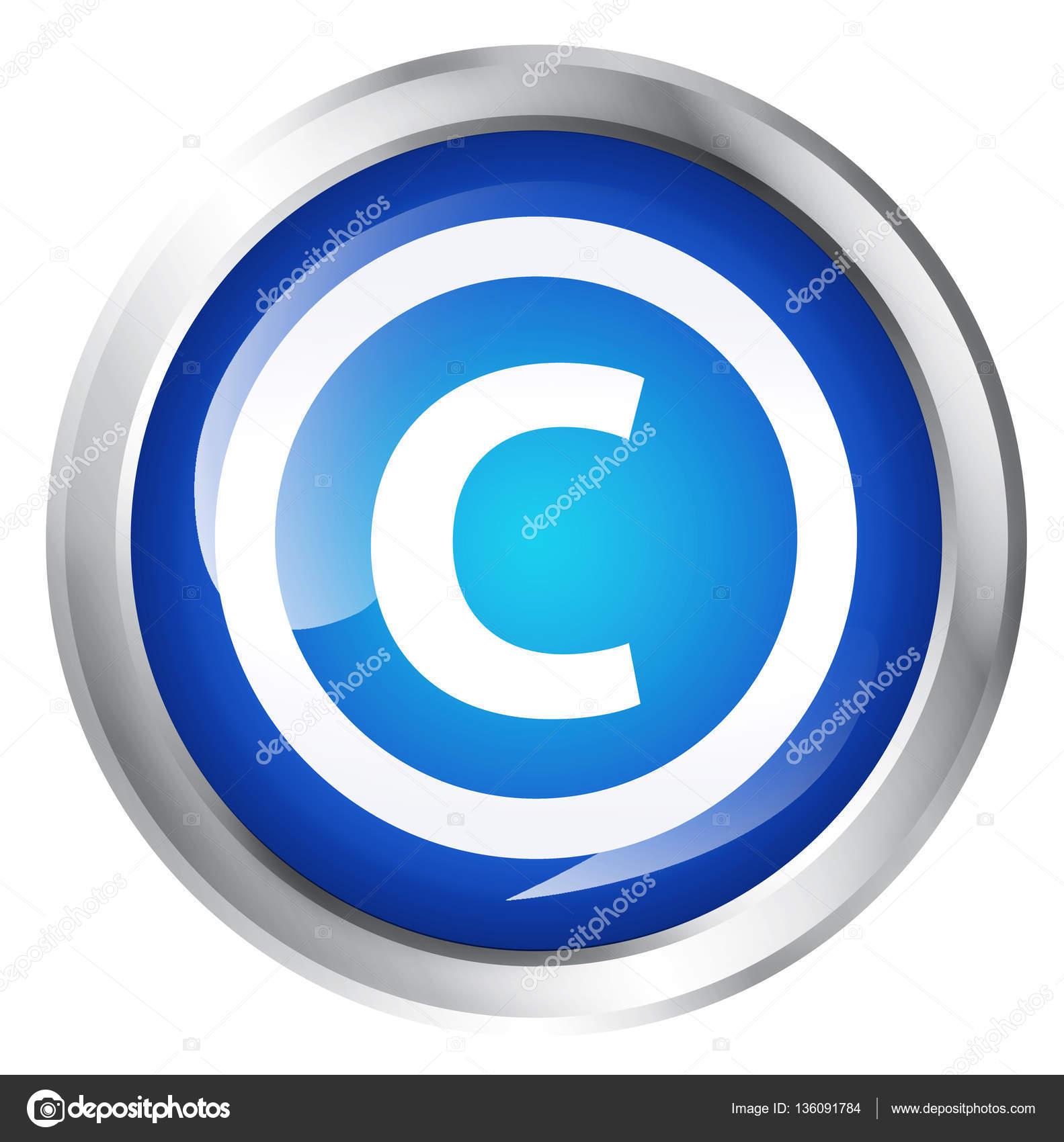 Icon with copyright symbol stock photo eivaisla 136091784 icon with copyright symbol stock photo biocorpaavc