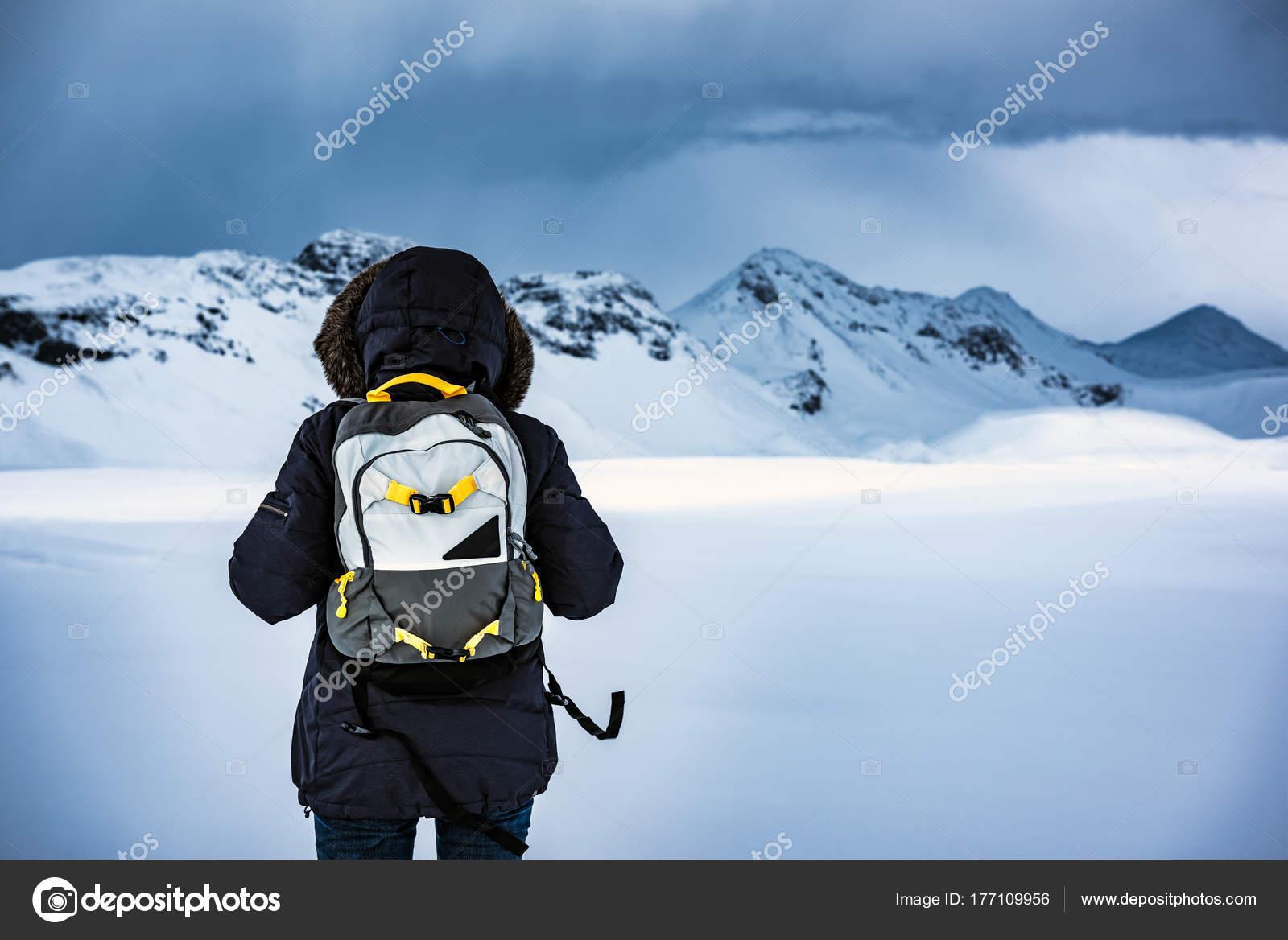 Зимний путешественник