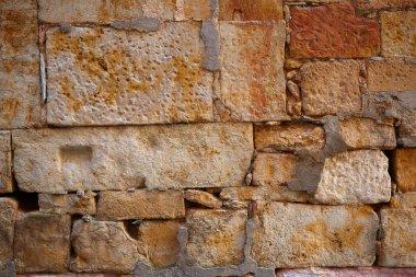 Salamanca in spain masonry detail Spain
