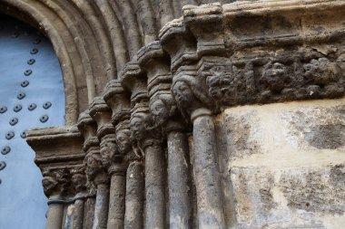 Seville Omnium Sanctorum church in Spain