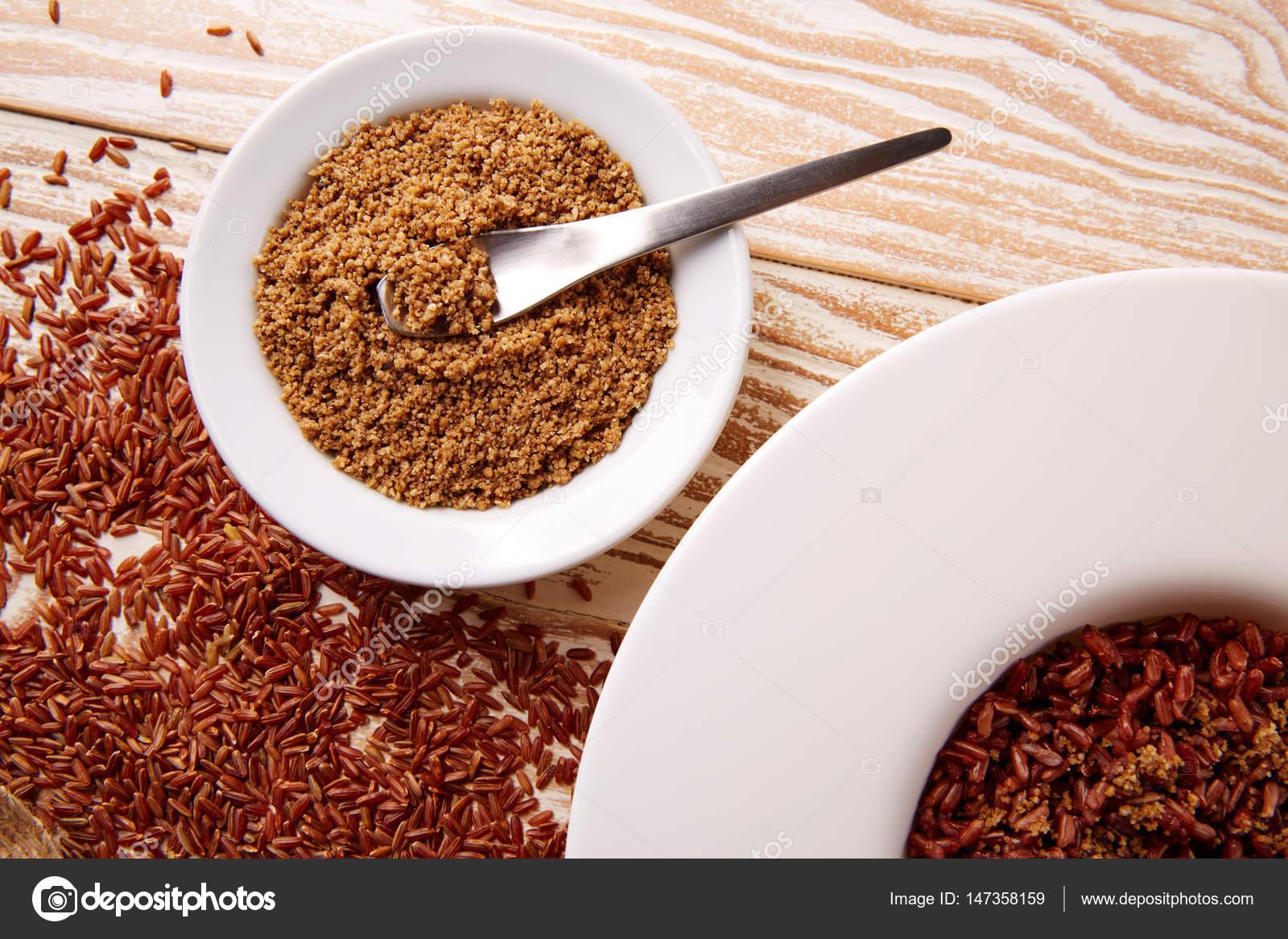 riso rosso e dieta gomasio