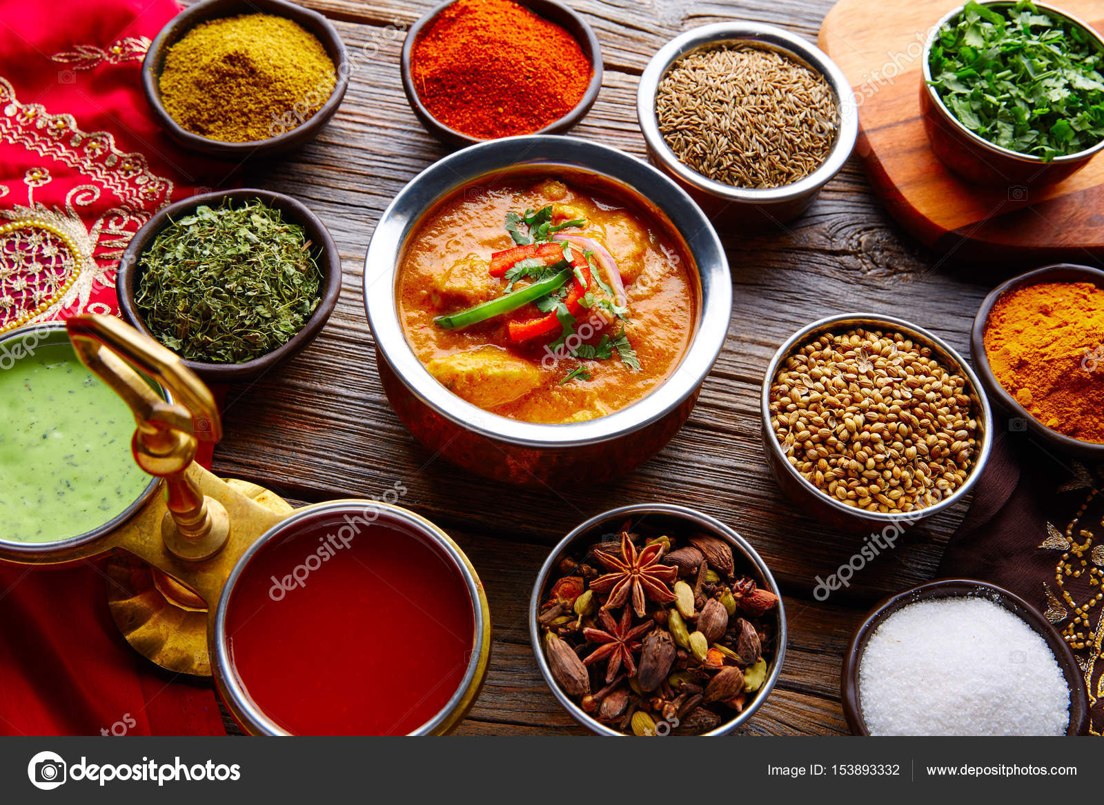 Chicken jalfrazy indian food recipe and spices stock photo chicken jalfrazy indian food recipe and spices stock photo forumfinder Image collections