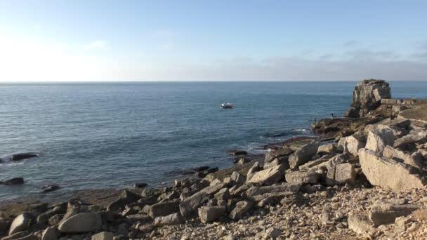 Stone pobřeží a moře
