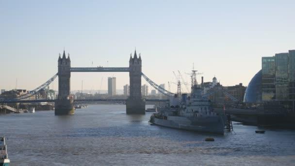 Symbol Londýna. Kamenný most.