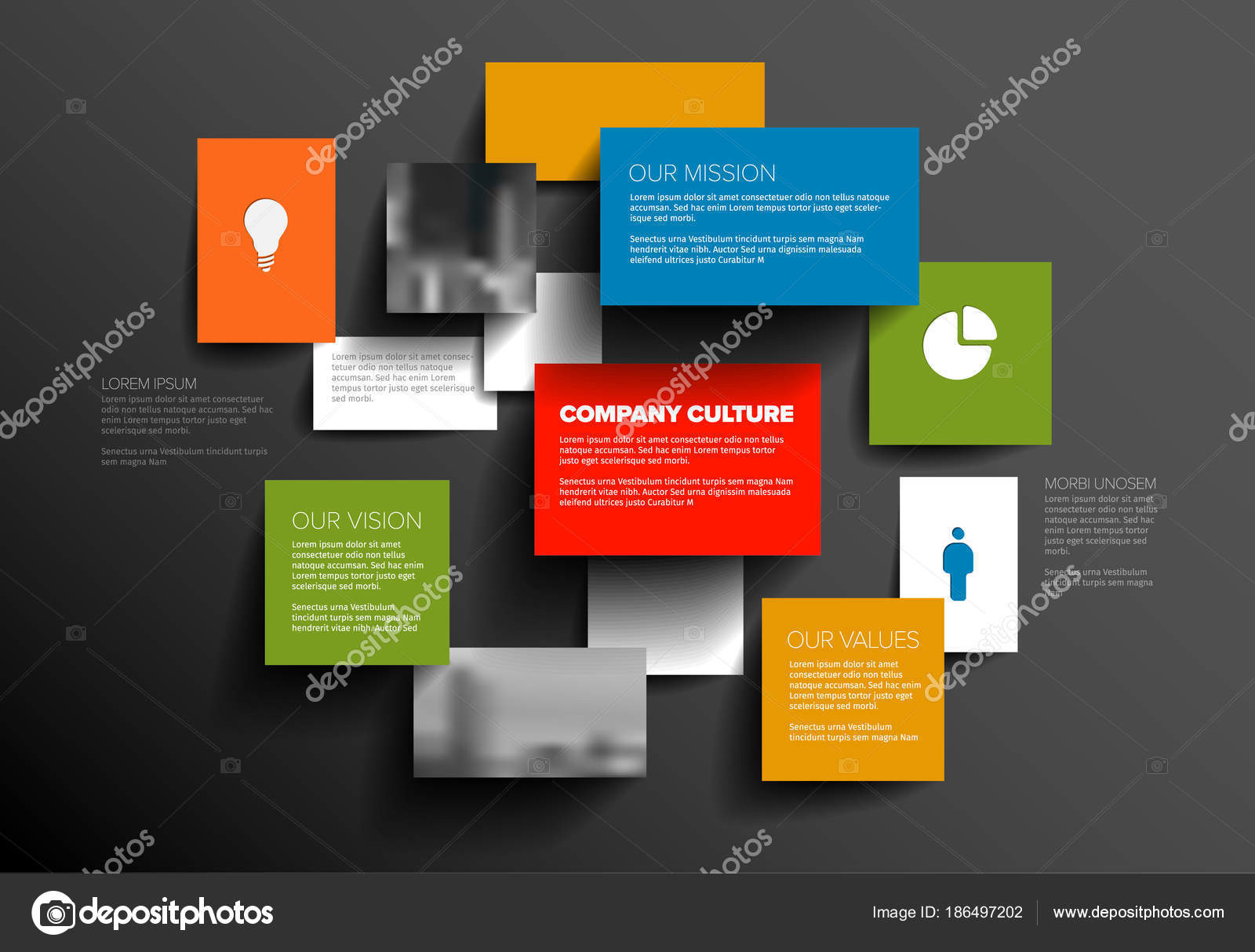 Vector mission vision values diagram schema template sample text vector mission vision values diagram schema template sample text photos stock vector ccuart Image collections