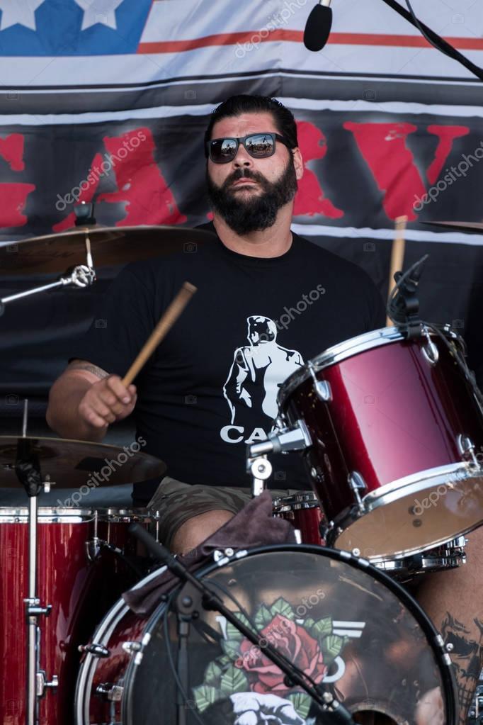 Motorcycle Rockers band