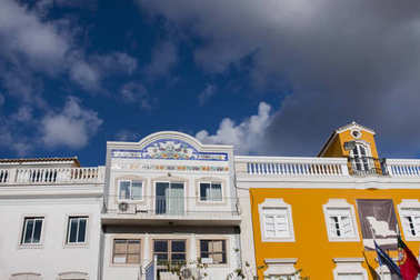 architecture of loule city