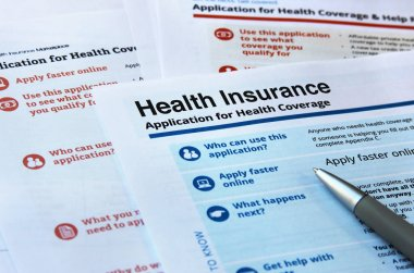 application for health coverage