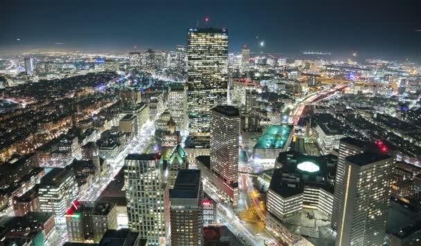panorama di Boston usa