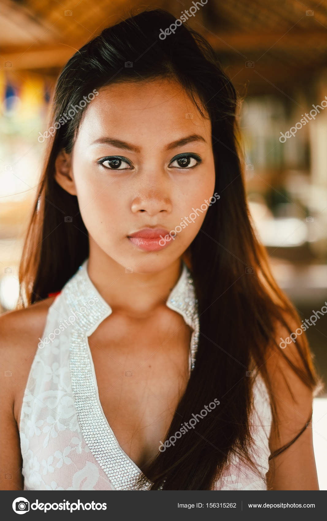 asian woman Beautiful
