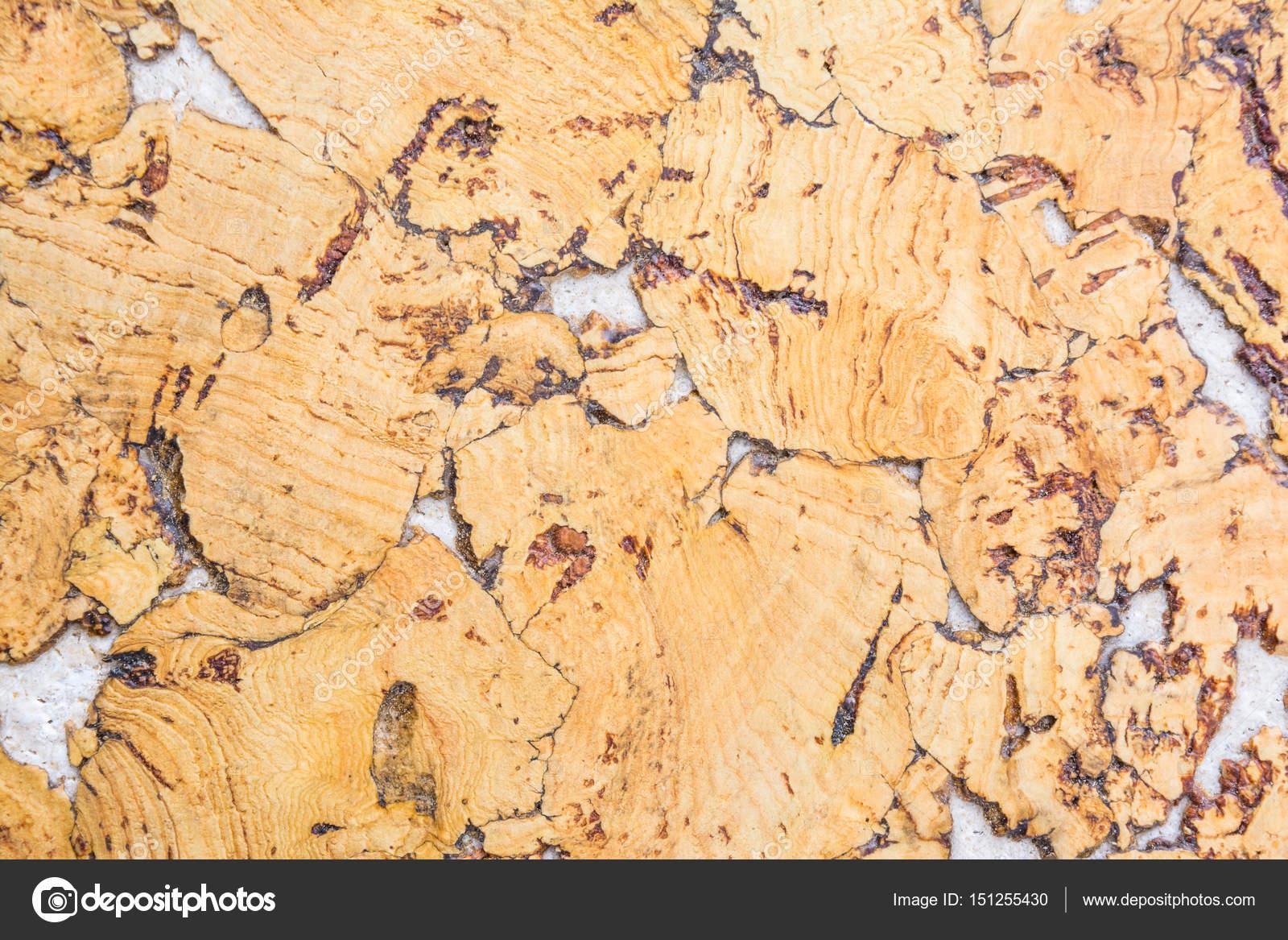 textura de la superficie de madera de tablero de corcho, panel ...