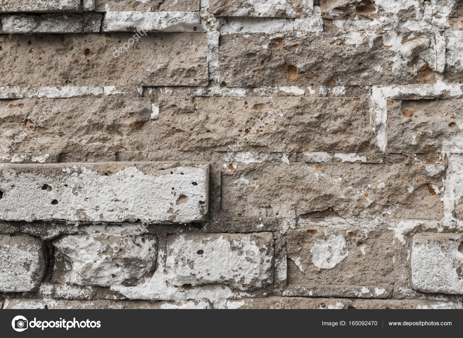 Texture Of An Old Ruined Brick Wall Ancient Building Close Up Bstract Background Photo By Nnorozoff