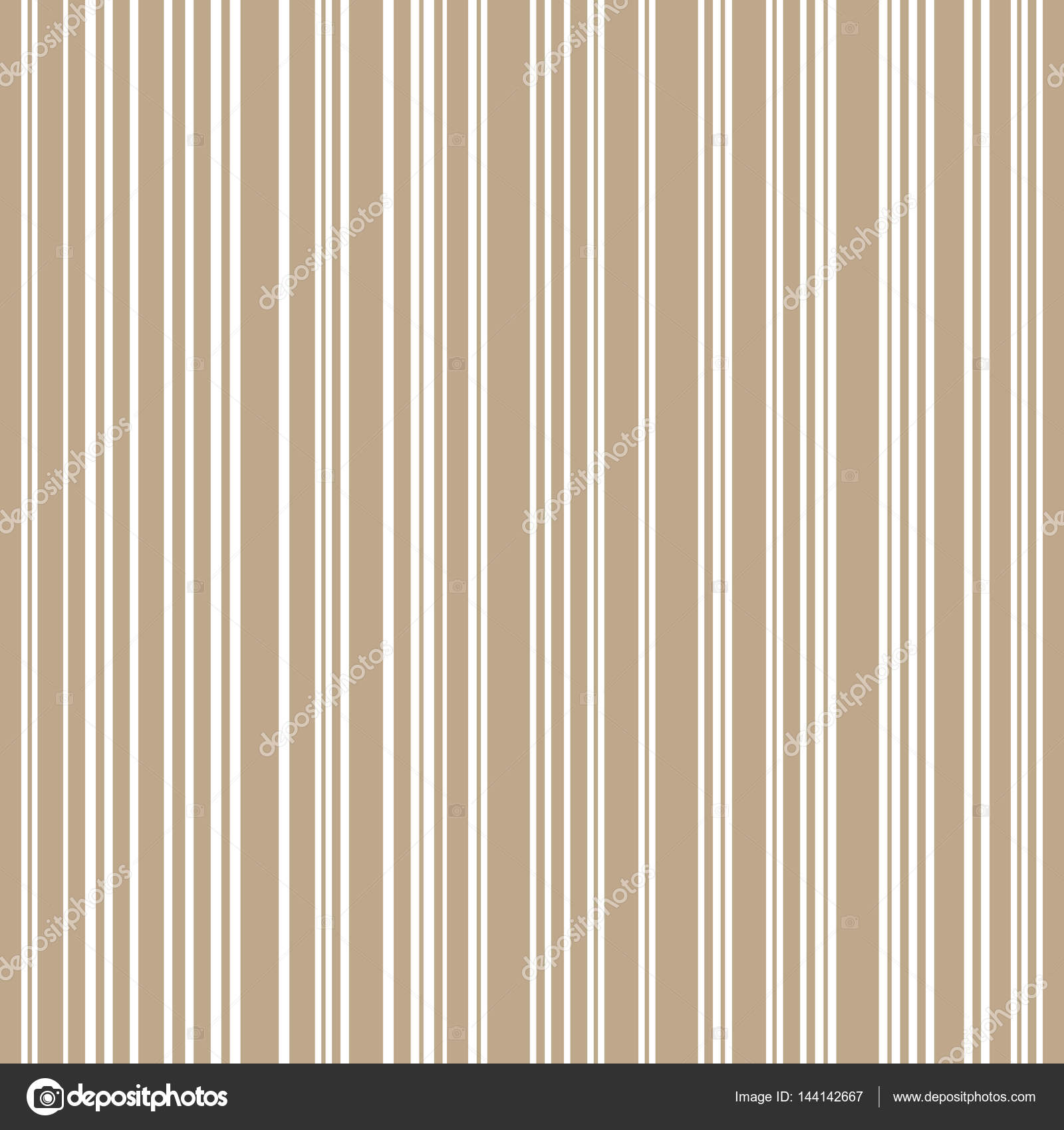 b97133247d Kávé vonalak háttér, barna-fehér csíkos absztrakt vektor zökkenőmentes  minta– stock illusztrációk