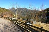 Mountain path, Dolomiti, Italia
