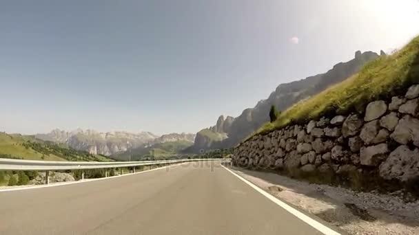 Dolomites Alps, Italy, Pordoi Mountain Pass