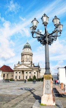 Franzsischer Dom (French Cathedral) at Gendarmenmarkt square, Berlin