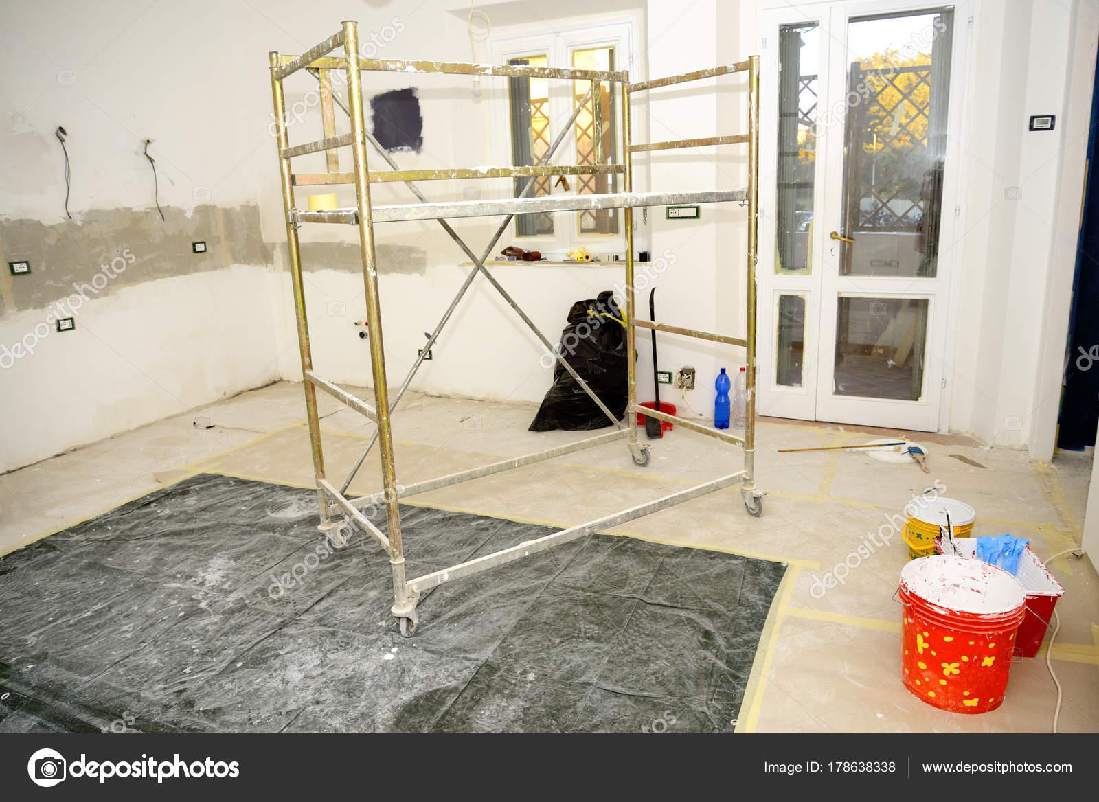 Charmant Altbau Sanierung Ein Neues Haus U2014 Stockfoto