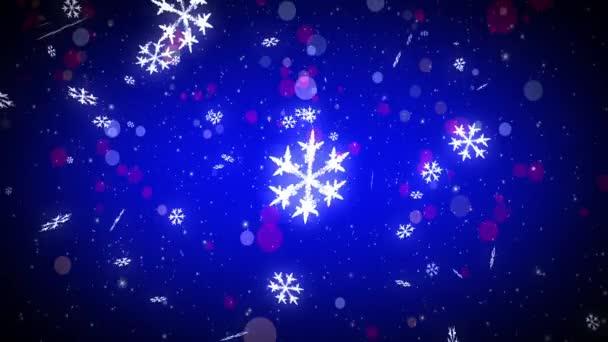 Smyčka vánoční zimní sníh pozadí pro různé projekty a atd