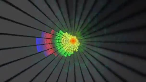 Audio Equalizer bárok design hanghullámok animált disco grafikus mozgás háttér koncert, party, éjszakai klub, tv show, zenei fesztivál, dj, cím, dvd, vj mapping. Nagyon jól néz ki a képernyőn..